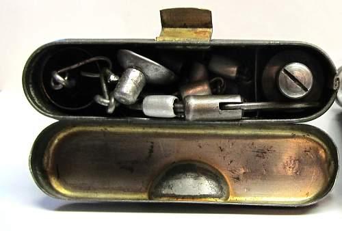RG34 cleaning kit..G.Appel