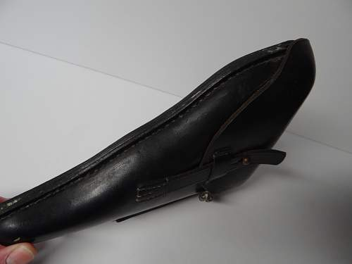 Please help - luger holster - authentic???