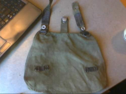 2 Breadbags & 1 Unknown...