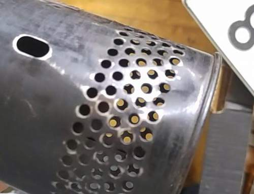 """""""Trench"""" heater"""