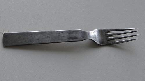 german soldier fork.