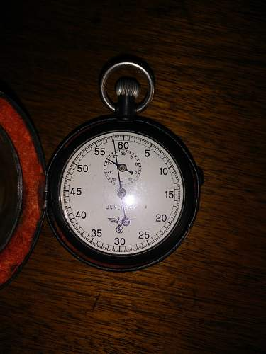 Pocket Watch or Stopwatch ID?