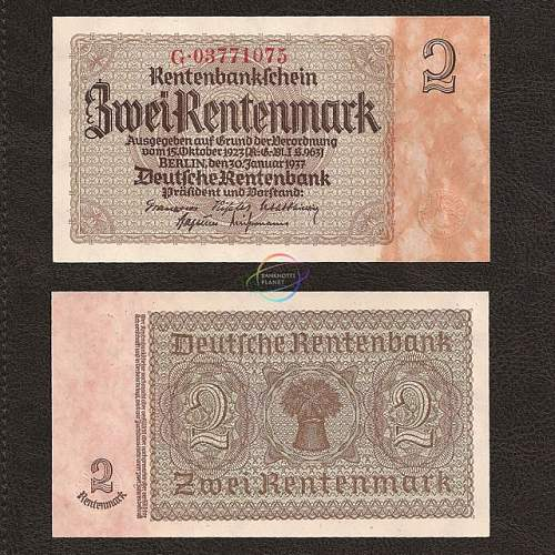 Are these the third reich money?
