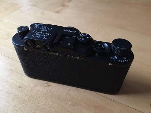 A rare Leica that is at once both Kriegsmarine and Luftwaffe?
