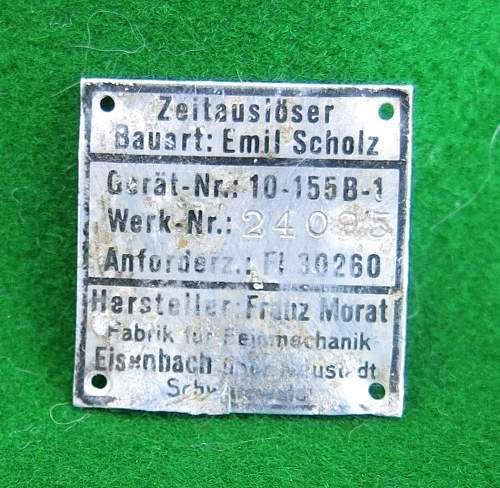 Click image for larger version.  Name:Luftwaffe data plate 001.jpg Views:266 Size:201.2 KB ID:886082