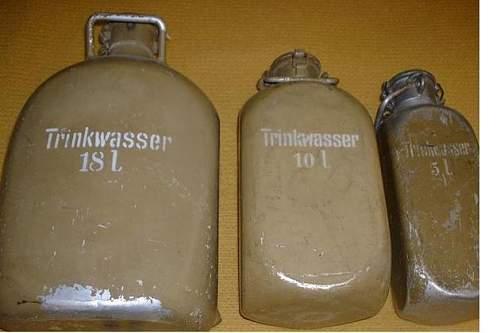 5Liter Trinkwasser