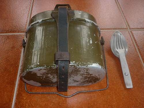 M31 Mess Kit completes the set