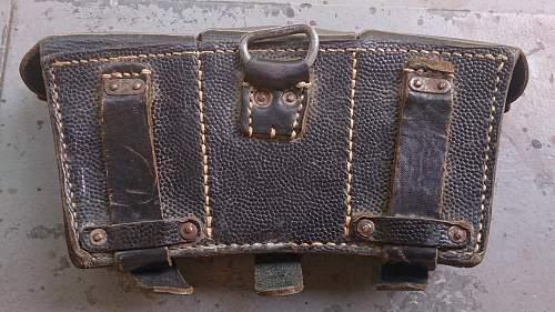 Original K98 ammo pouch?