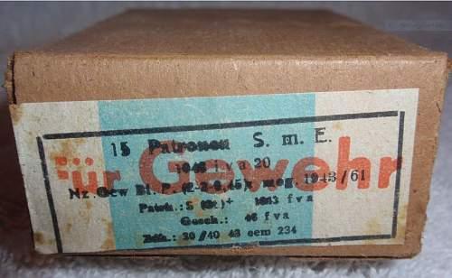 Click image for larger version.  Name:15 Patronen für gewehr S m E 1943_1.JPG Views:19 Size:94.6 KB ID:895169