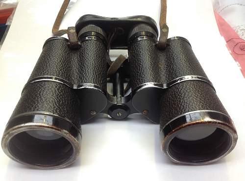 Kriegsmarine 7x50 Binoculars
