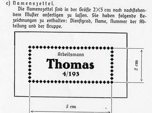 Click image for larger version.  Name:RAD-2  - Handbuch der Vewaltung February 1939 Bekleidung, Ausrüstun I. Bewirtschaftung p. 7.jpg Views:103 Size:152.8 KB ID:898254