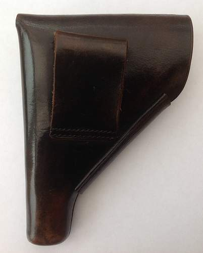Walther PP holster by Akah