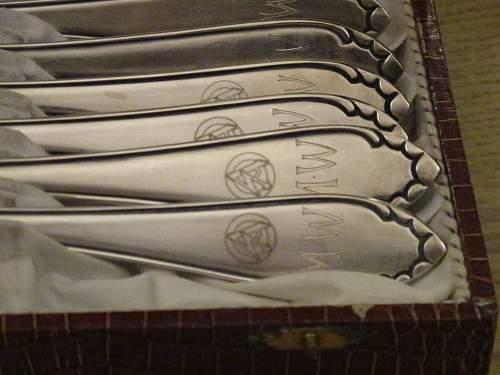 SA Spoon Set