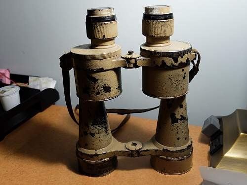 Afrika Korps 7 x 50 Dientzglas for review