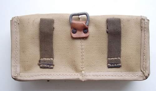 G 43 pouches
