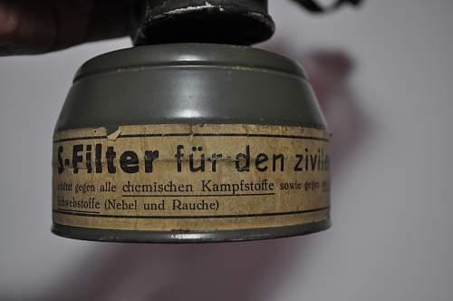 My Third Reich Gasmasks collection