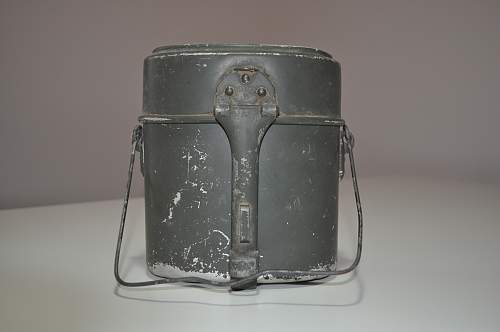 WWI or WWII messkit?