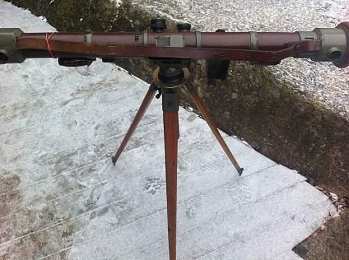 German 2ww range finder