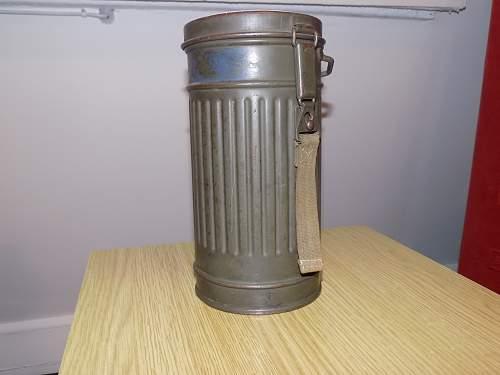 Gasmaske Modell 1938