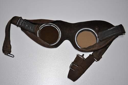 German Army WW2 Glasses