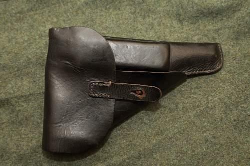 P38 holster