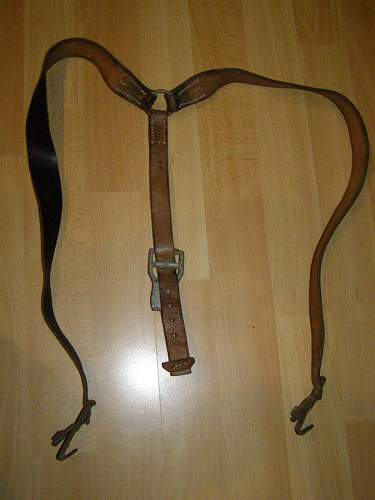Lightweight cavalery/lw/officers y-straps ?