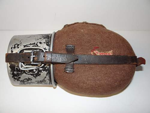 German canteen - please help - authetic - matching?