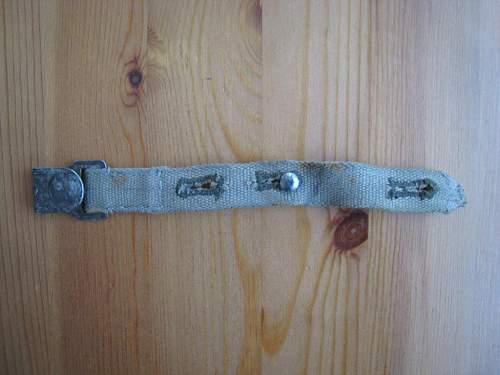 Pgaz canister long strap