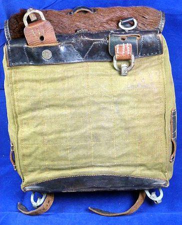 German army backpack