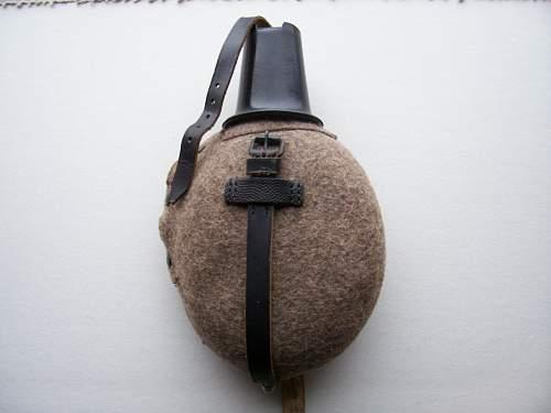 Feldflasche 1 Liter MN 42