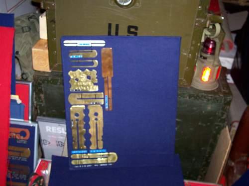German button sticks
