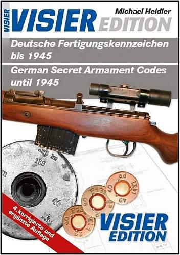German manufacturing codes