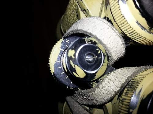 Ordnance-Tan Binoculars...