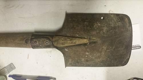 Help me ID trenching shovel