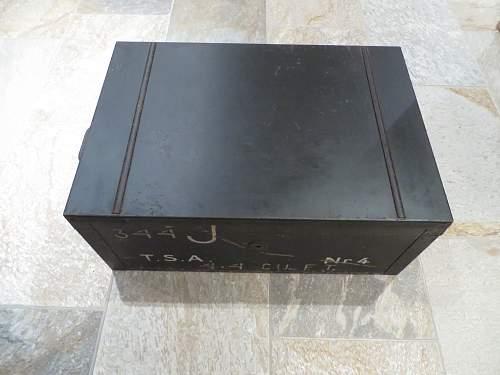 Truppen Sanitats Ausrustung Box NR 4 from Jersey.