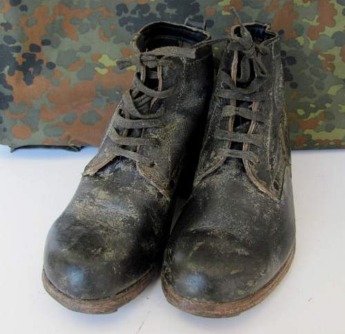 WW2 Era German boots