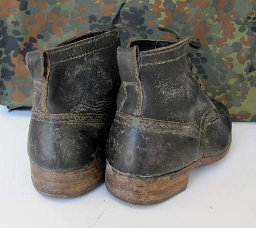 WW2 Era German boots
