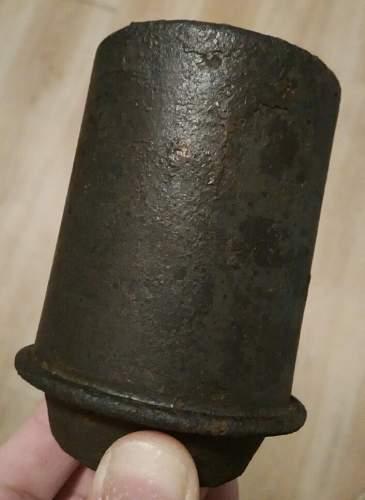 M43 hand grenade