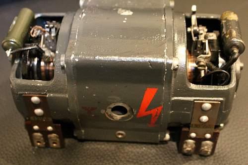 Wehrmacht/Luftwaffe Inverter Engines/Rotary Motors