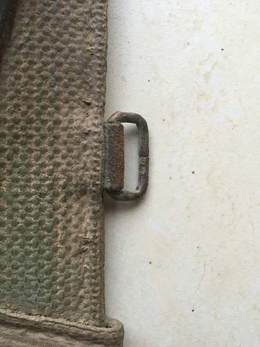 German Assault Pack/ A Frame