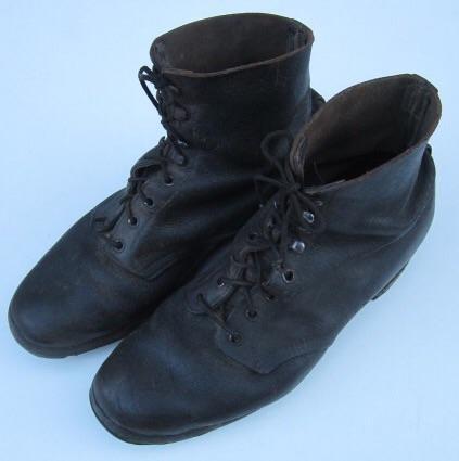 WW2 German Low Boots