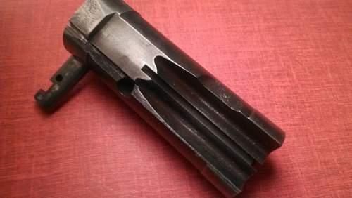 MP 40 or 41 bolt