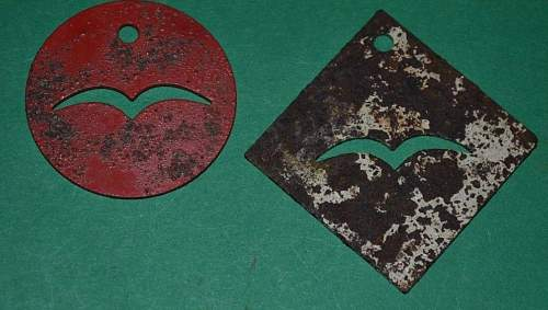 Luftwaffe cargo ( Stalingrad pass ) tags