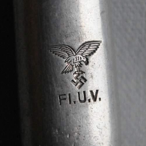 Luftwaffe Mess Hall Knife