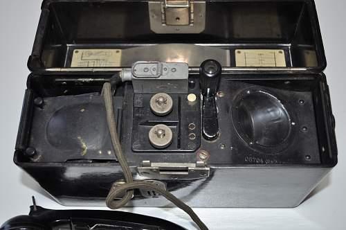 Feldfernsprecher FF33