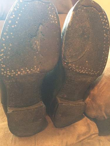 WW2 German Jackboots, are they authentic