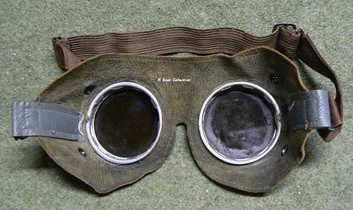 Windschutzbrille