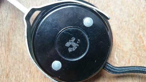 Bakelite Aviation Headset