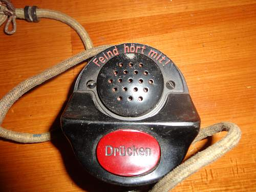 Unknown German Microphone