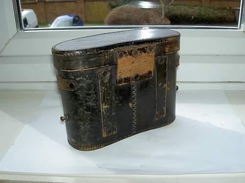 Dienstglas Binocular case? Original?